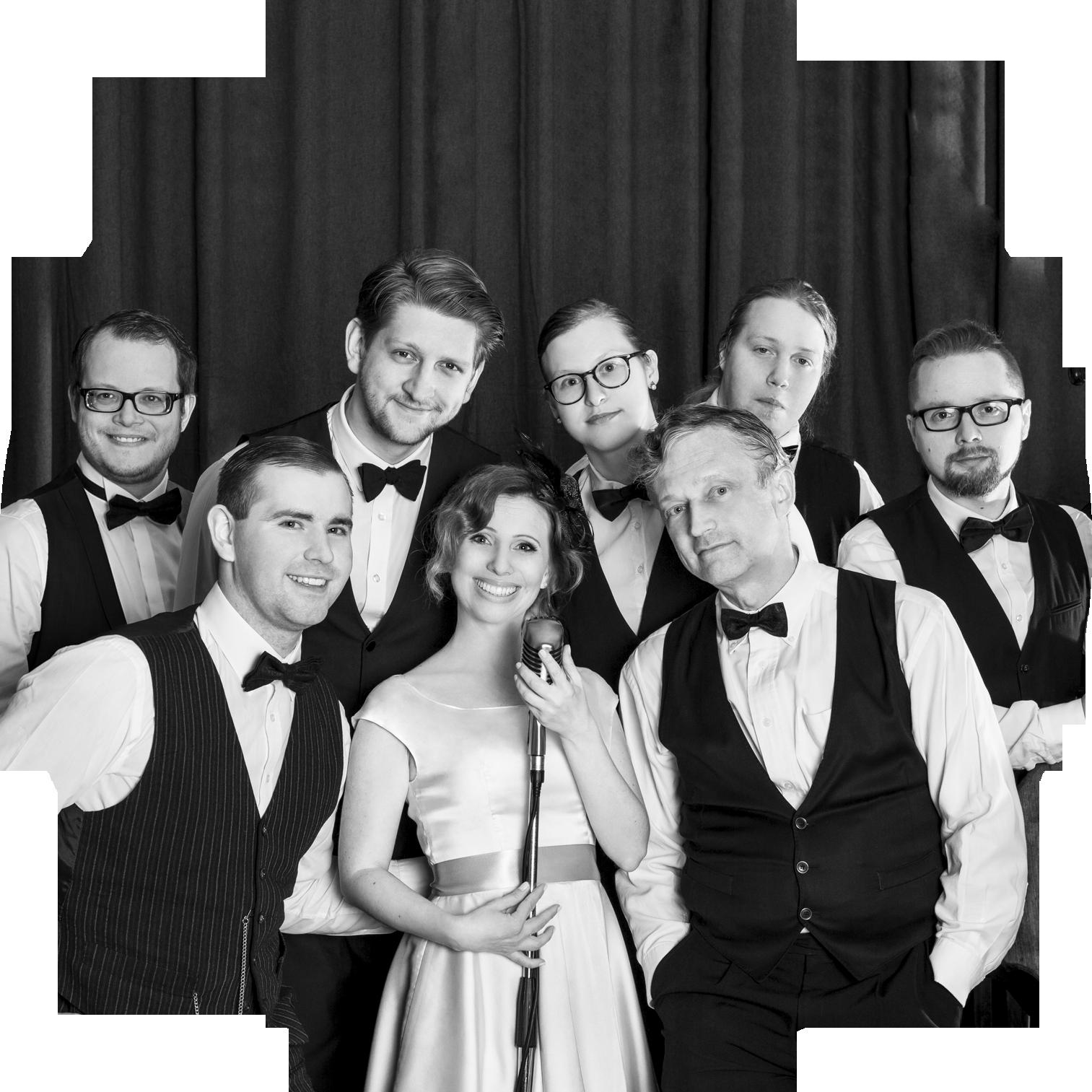 Adéla Zejfartová a Sunny Swing Orchestra